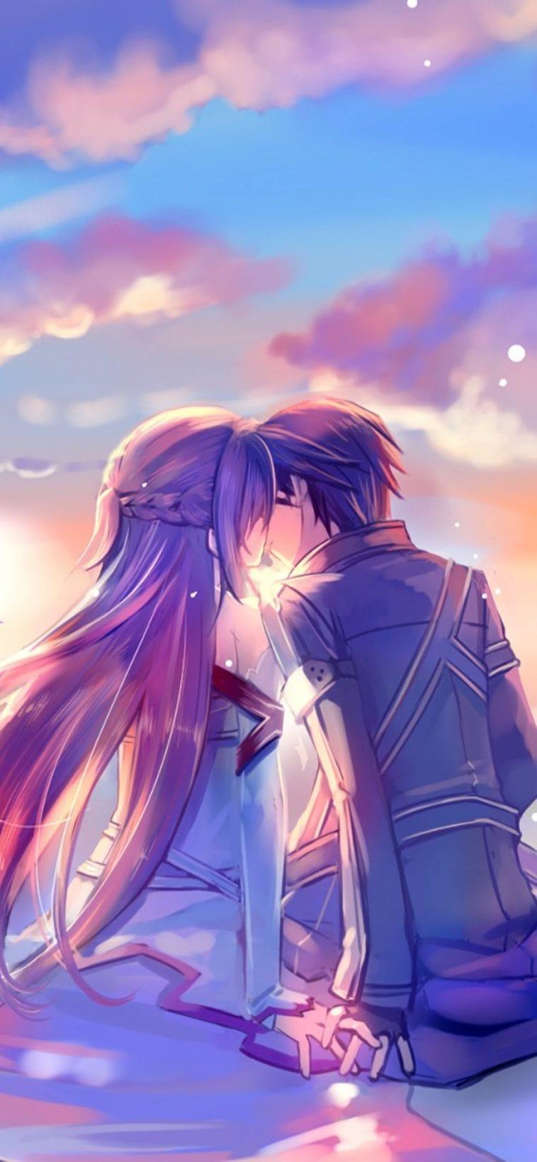 Anime Love Wallpaper : anime, wallpaper, Anime, Wallpapers, Wallpaper