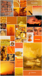 aesthetic yellow mustard baddie wallpapers orange aesthetics backgrounds pink latest picturesque