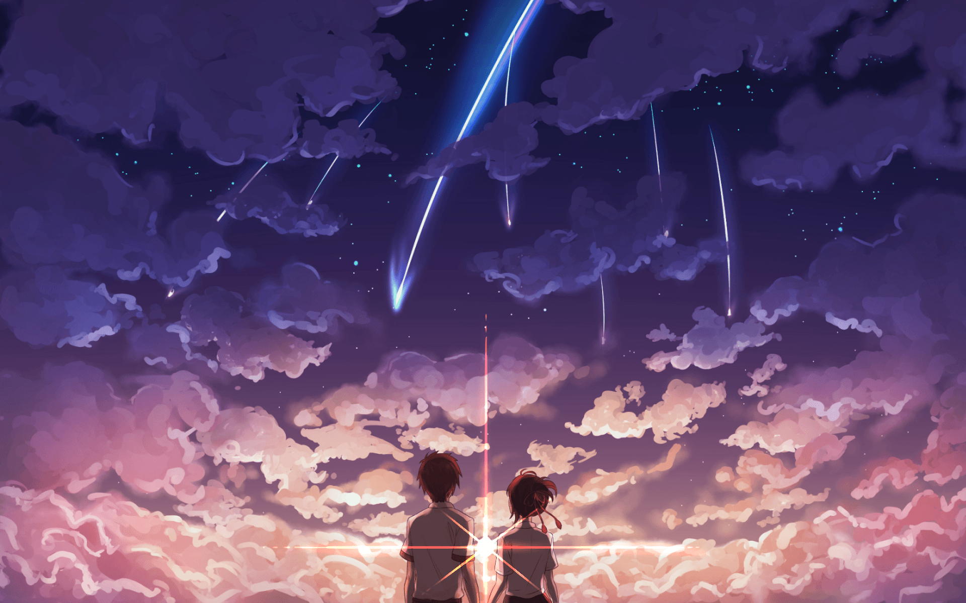 Your name matching wallpapers ♡. Anime Your Name PC 4K Wallpapers - Wallpaper Cave