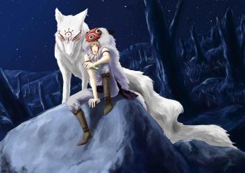 Anime Wolf Boys Wallpapers Wallpaper Cave