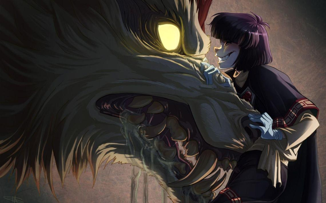 Cute Anime Wolf Boy Wallpapers Wallpaper Cave