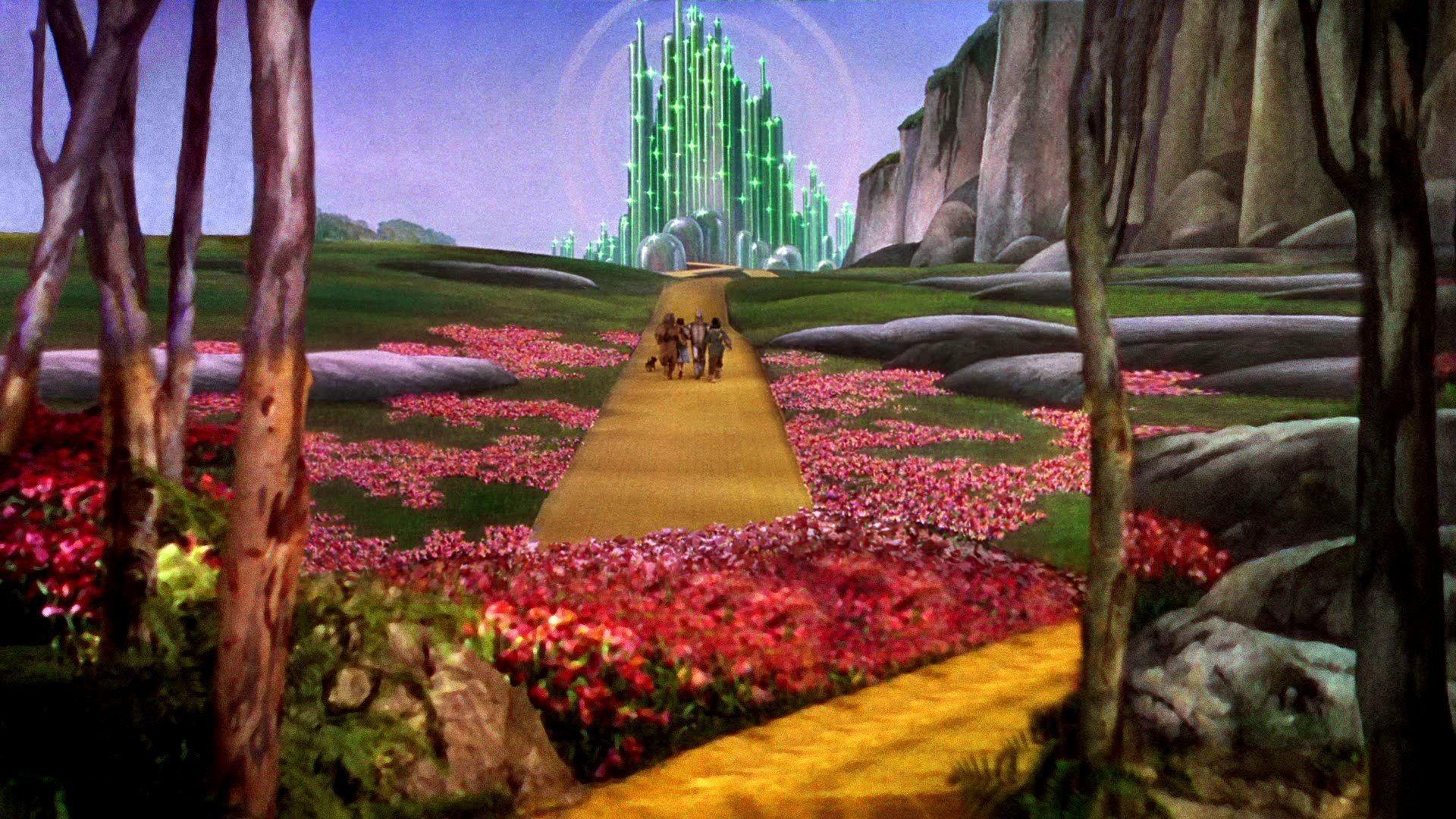 pic Wizard Of Oz Wallpaper wizard of oz desktop wallpapers