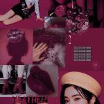 Red Velvet Aesthetic Wallpapers Wallpaper Cave