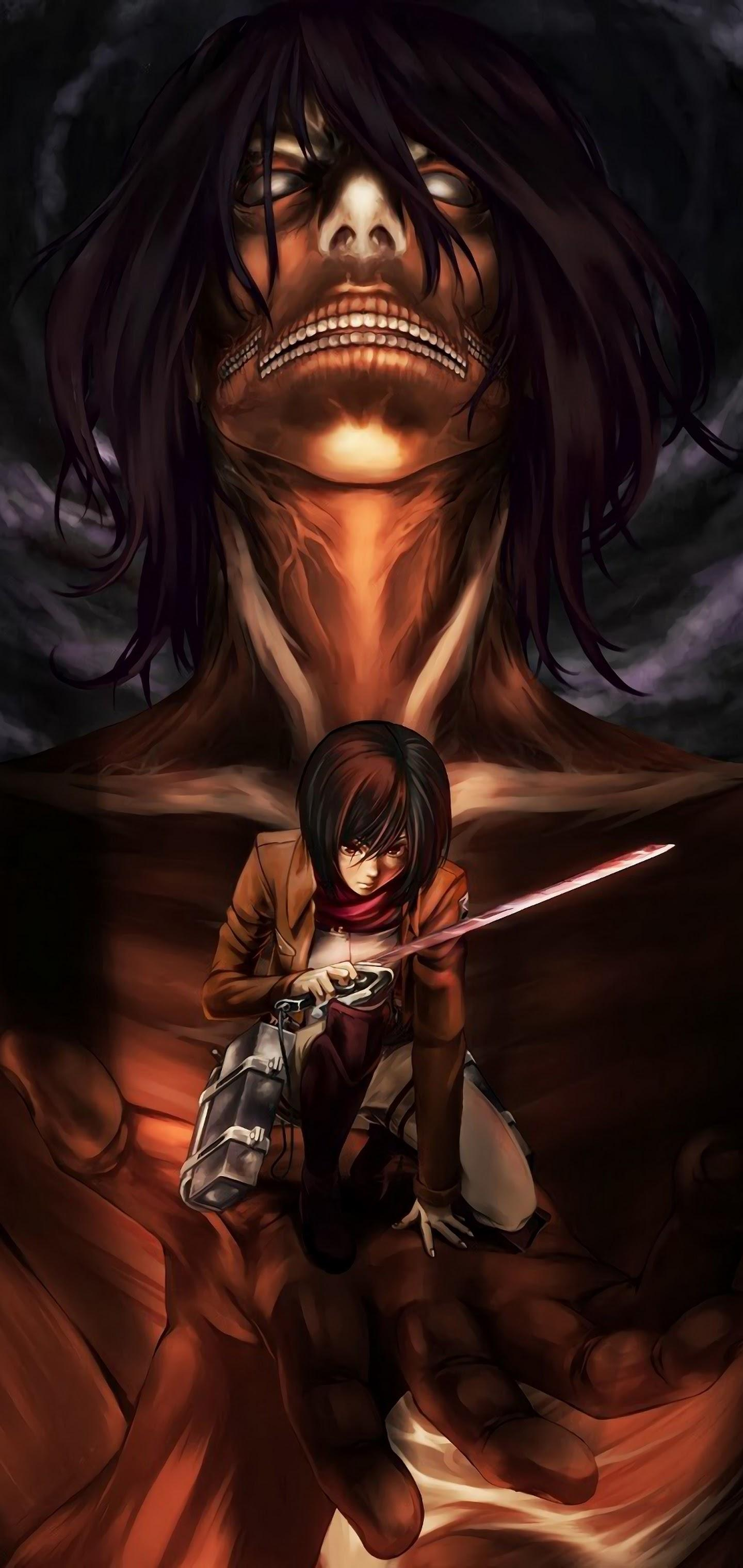 Whether it is your smartp. Attack On Titan 4k Android Wallpapers - Wallpaper Cave