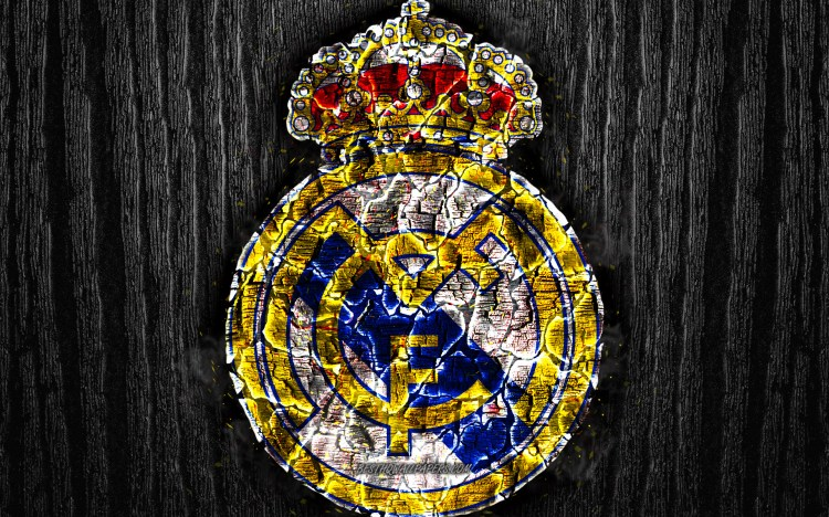 Real Madrid Black Desktop Wallpapers - Wallpaper Cave