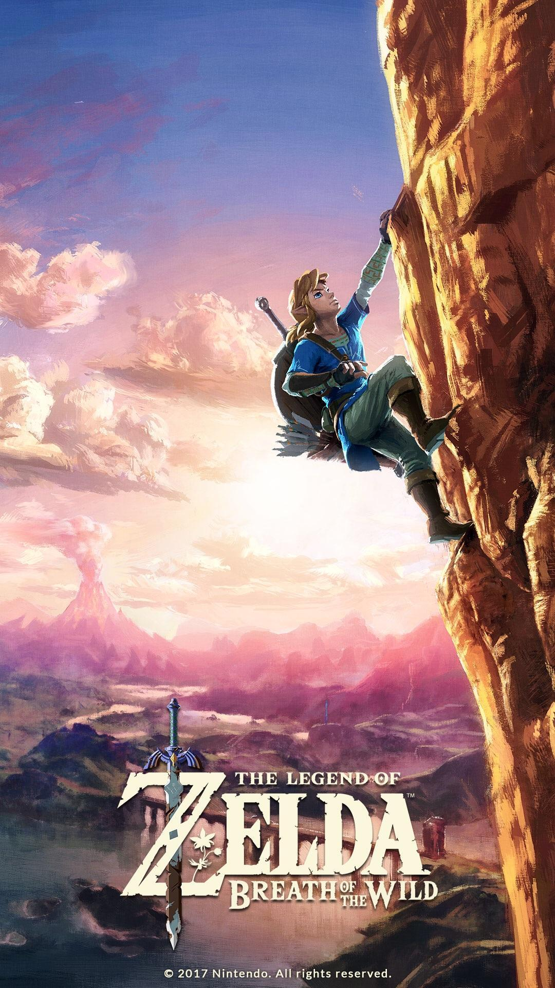 Botw Wallpaper Phone : wallpaper, phone, Phone, Wallpapers, Wallpaper