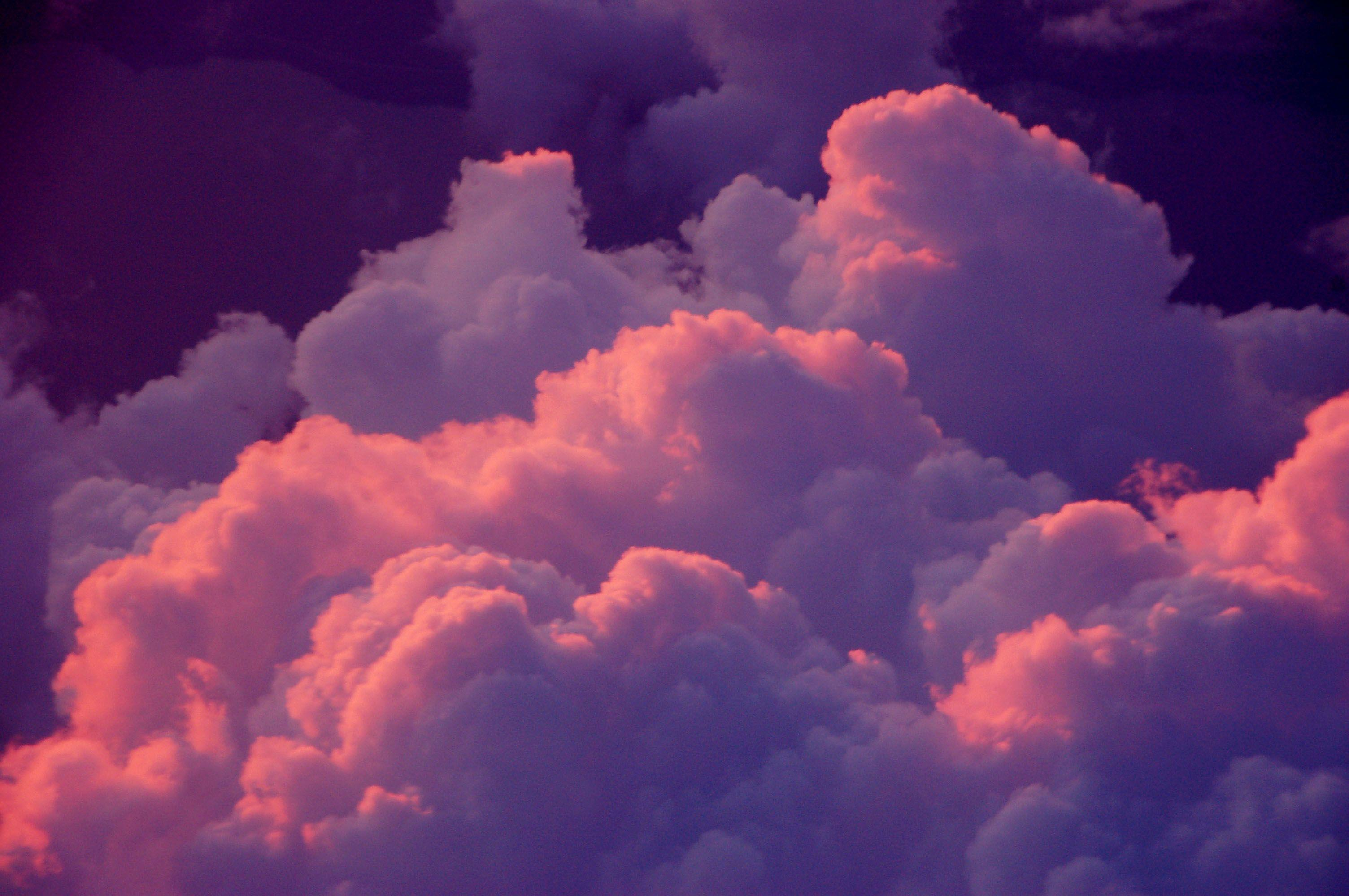 We have now placed twitpic in an archived state. Aesthetic Purple Clouds Wallpapers - Wallpaper Cave