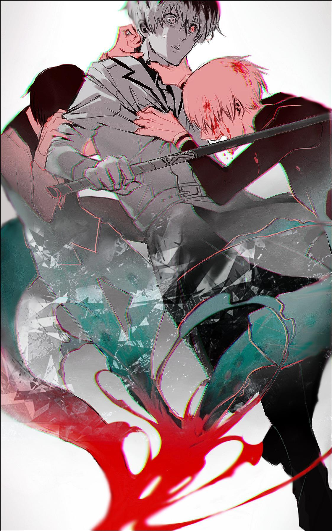 So which wallpaper apps do you like? Tokyo Ghoul Android Phone Wallpapers - Wallpaper Cave
