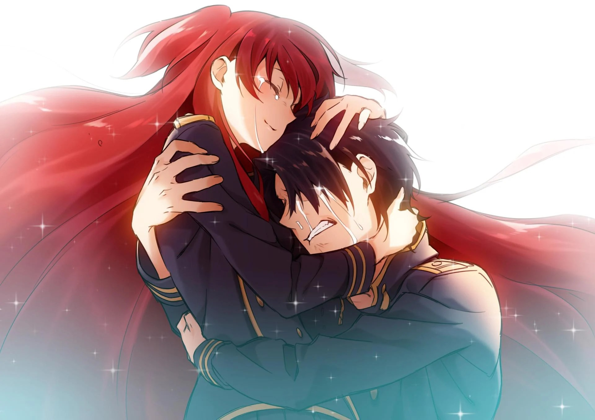 The Cutest Anime Couple Wallpapers - Wallpaper Cave