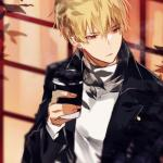 Anime Drinking Coffee Wallpapers Wallpaper Cave