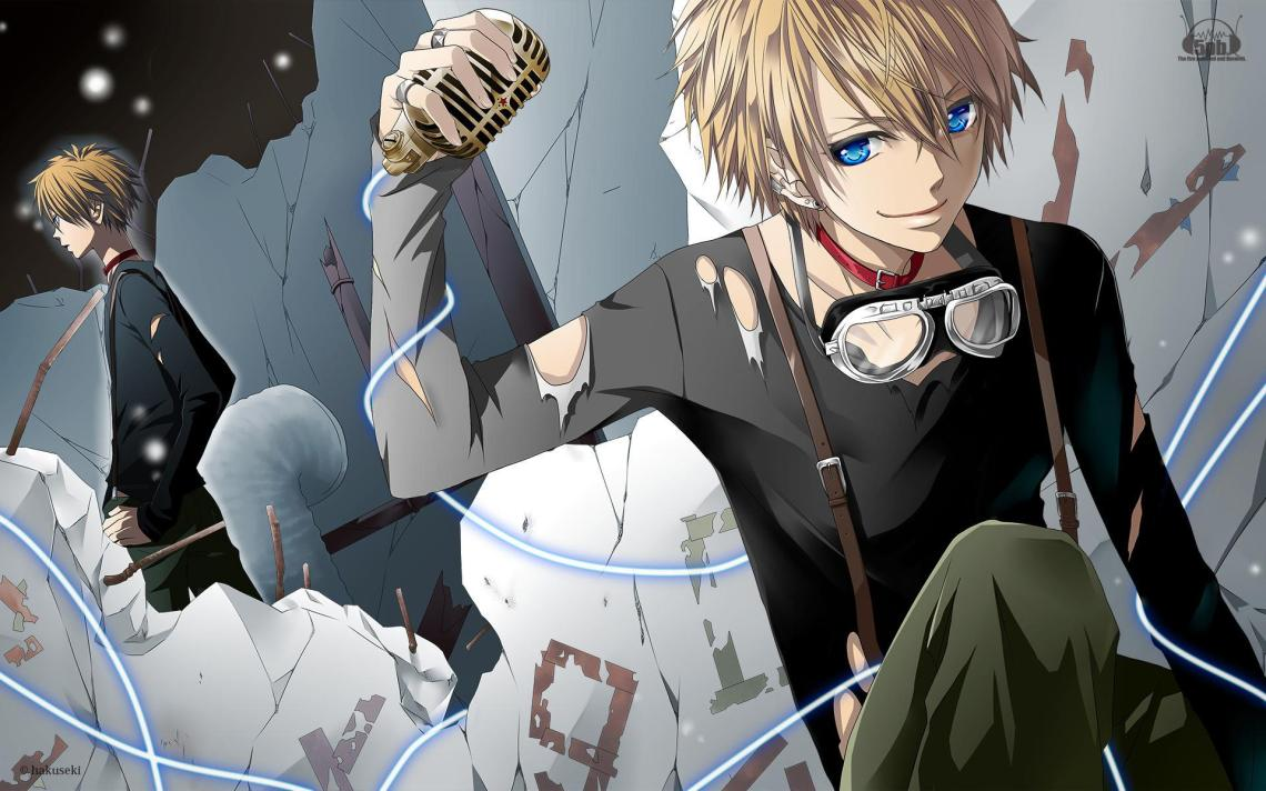 Anime Music Boy Wallpapers Wallpaper Cave