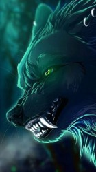 Wolf Mythical Creatures Wallpaper
