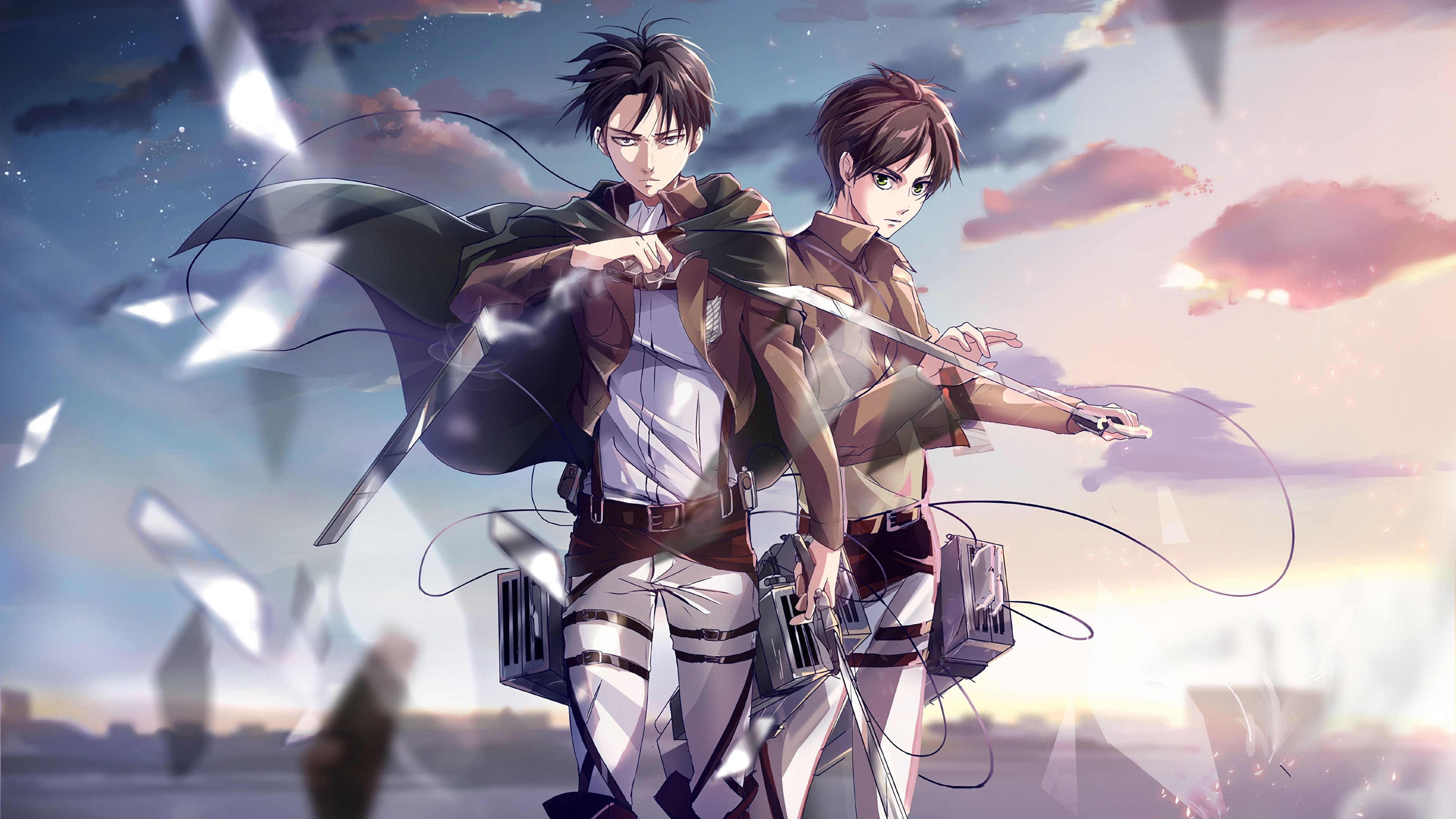 The ship sank just four days into its maiden voyage, but it made an indelible impression on the minds o. Attack On Titan Anime 4k PC Wallpapers - Wallpaper Cave