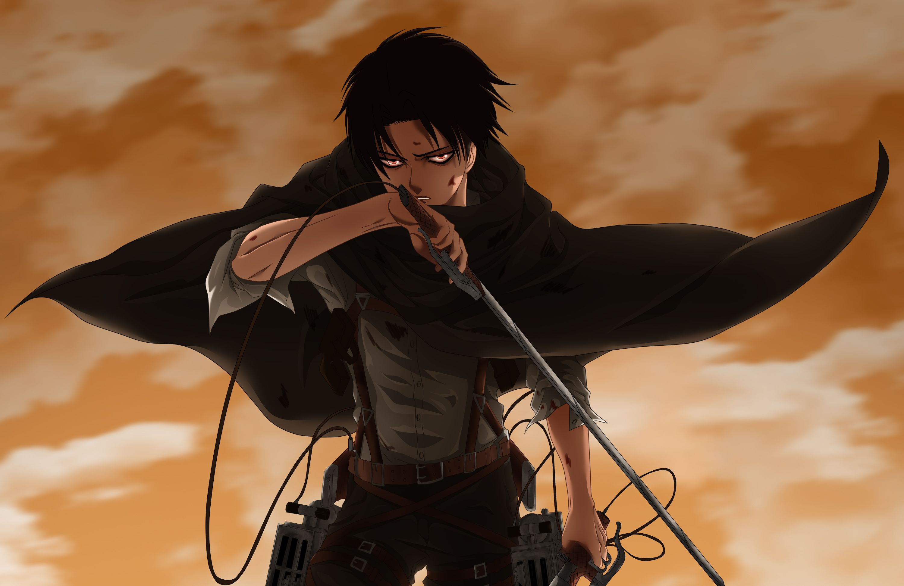 Attack on titan may be popular but how much do you actually know about the series? Attack On Titan Anime 4k PC Wallpapers - Wallpaper Cave