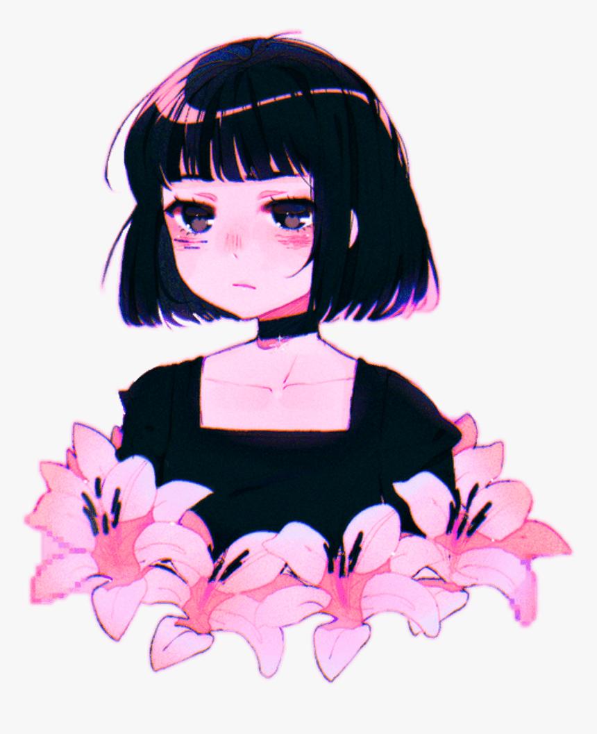 Anime Sad Girl Tumblr : anime, tumblr, Anime, Aesthetic, Wallpapers, Wallpaper