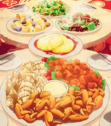 anime food aesthetic wallpapers cave buranki bubuki