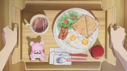 food anime aesthetic wallpapers