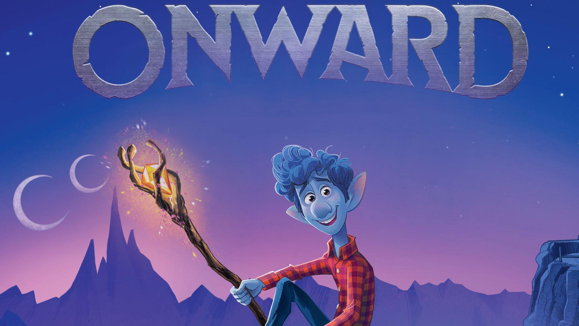 pixar s onward 2020 wallpapers