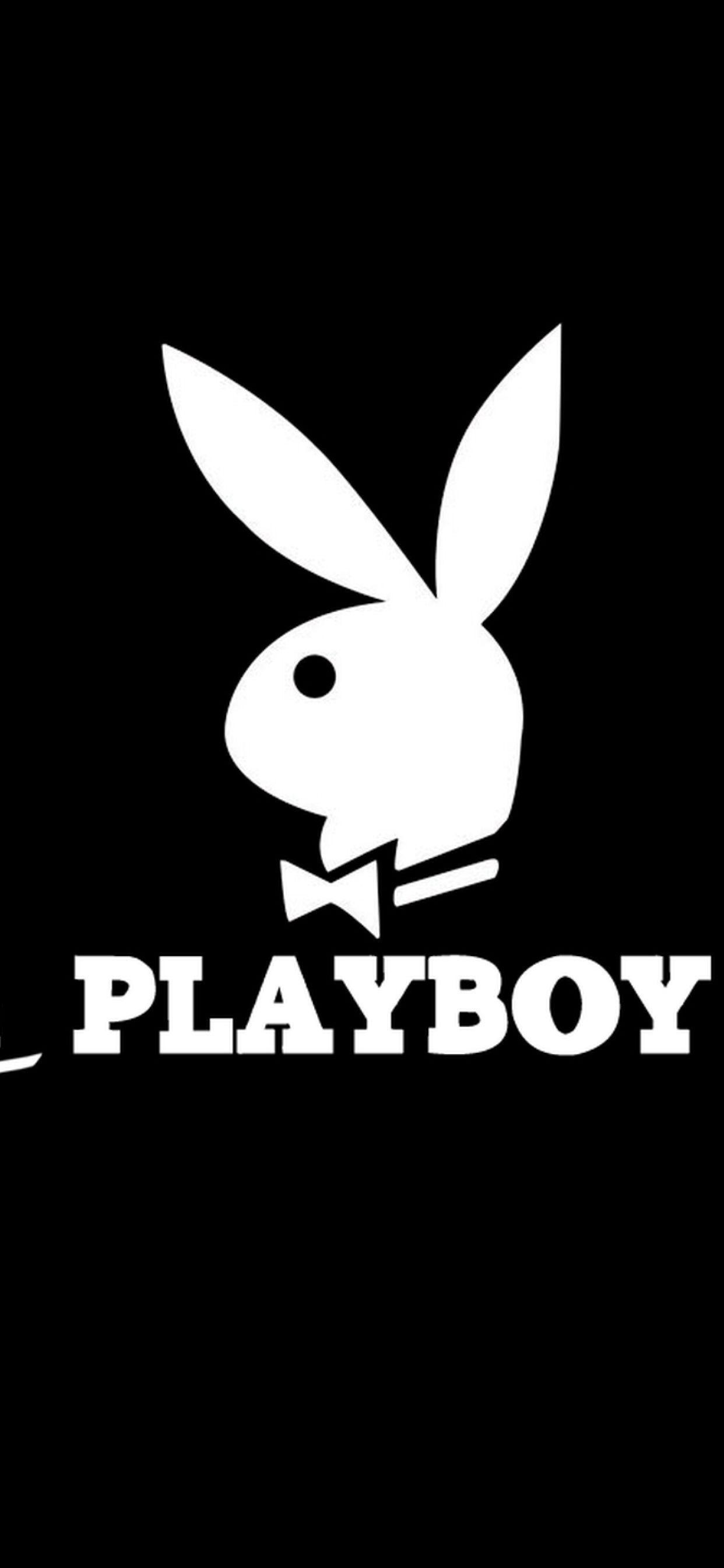 Playboy Logo Background : playboy, background, Playboy, Wallpaper