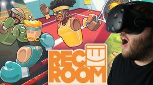 Rec Room Background 2