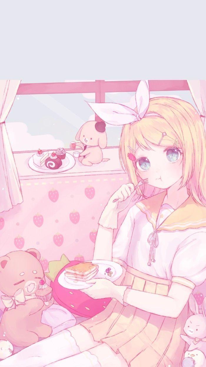 Anime Pink Wallpaper : anime, wallpaper, Manga, Anime, Wallpapers, Wallpaper