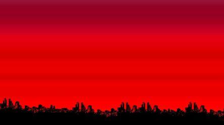 Red Desktop Aesthetic Wallpapers Wallpaper Cave