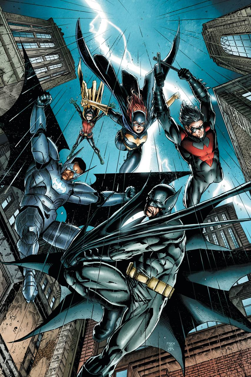 Bat Family Wallpaper : family, wallpaper, Batman, Family, Wallpapers, Wallpaper