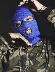 Baddie Gangsta Ski Mask Aesthetic Wallpaper
