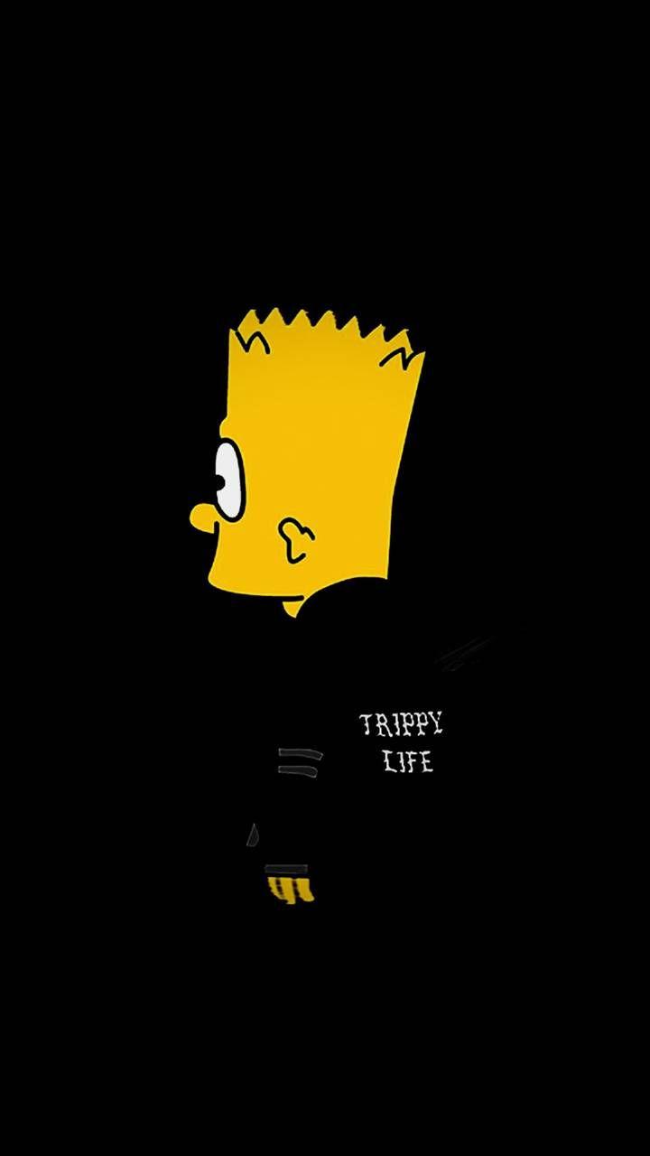 Bart Sad Wallpaper : wallpaper, Simpson, Aesthetic, Wallpapers, Wallpaper