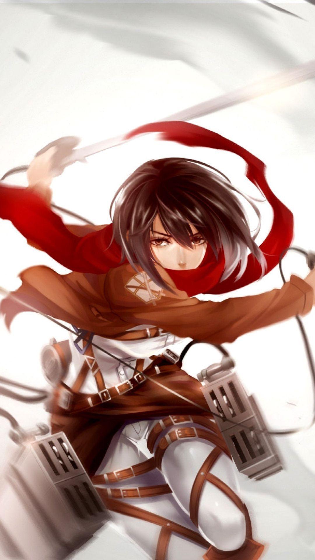 Annie leonhart, levi ackerman, shingeki no kyojin,. Anime Attack On Titan Mikasa Wallpapers - Wallpaper Cave