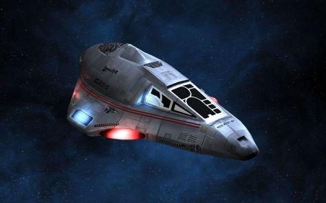 Star Trek Delta Flyer Wallpapers - Wallpaper Cave