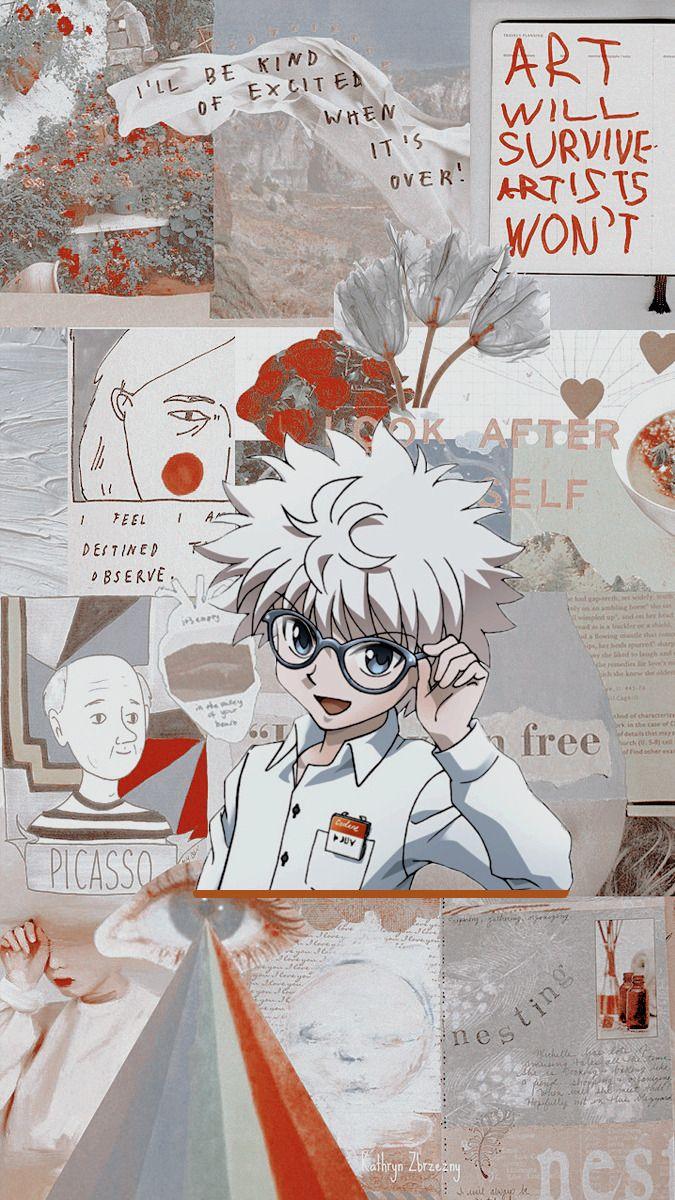 hunter x hunter aesthetic wallpapers