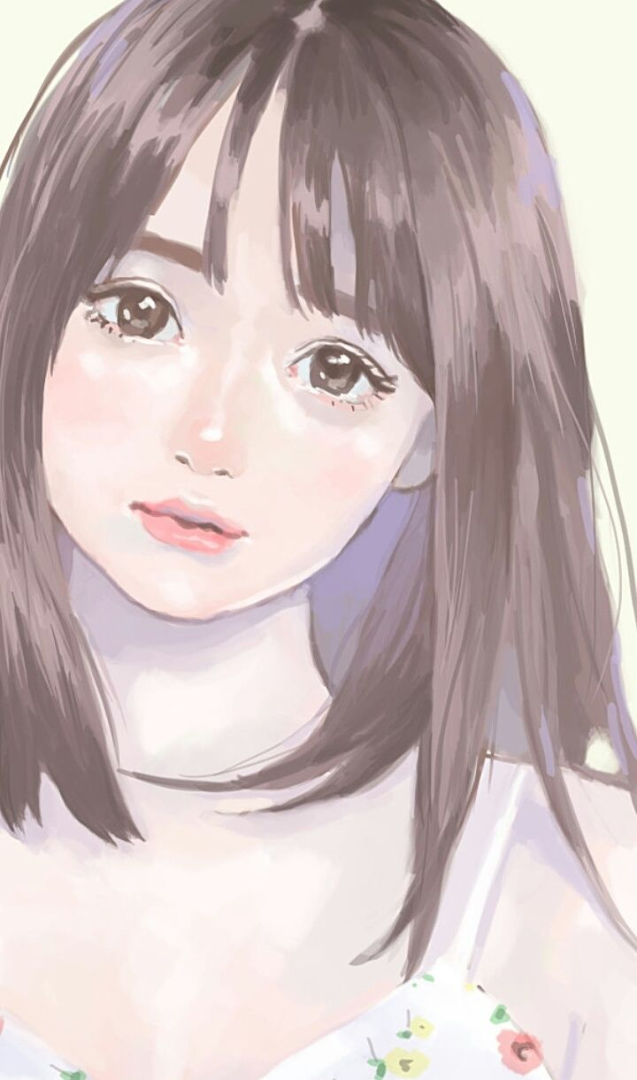 Cute Korean Drawings : korean, drawings, Korean, Drawing, Anime, Wallpapers, Wallpaper