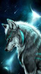 Iphone Badass Wolf Wallpaper