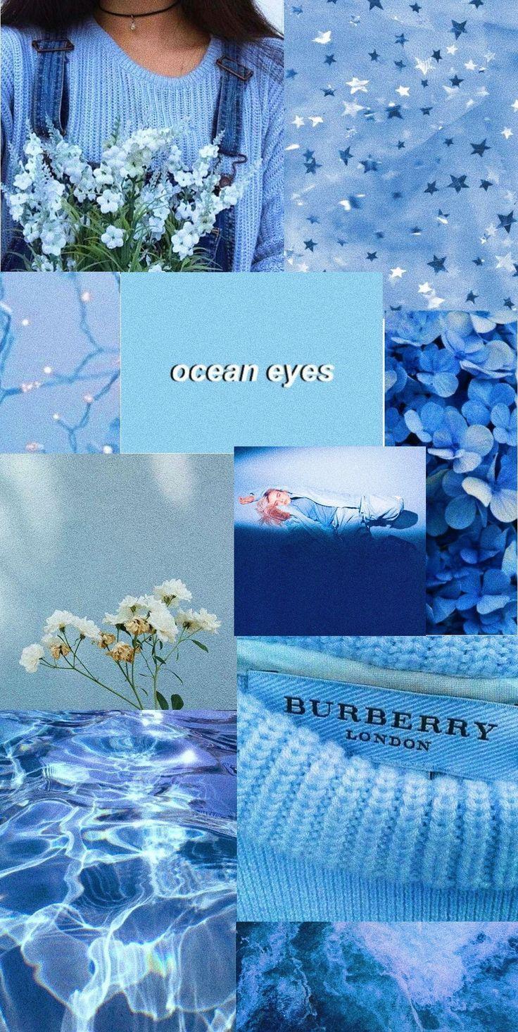 Vintage Blue Aesthetic : vintage, aesthetic, Pastel, Vintage, Aesthetic, Wallpapers, Wallpaper