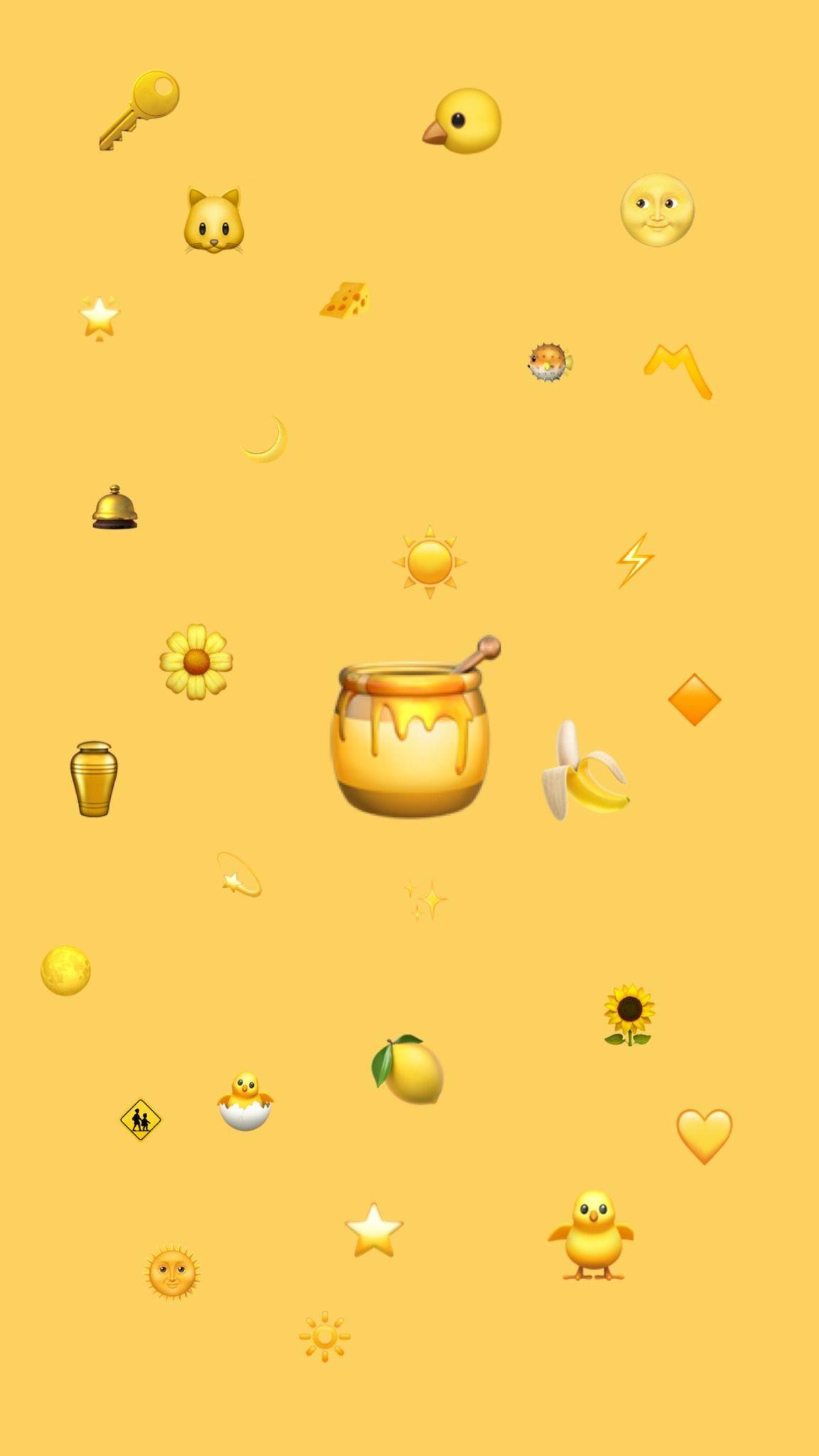 Yellow Girly Wallpaper : yellow, girly, wallpaper, Aesthetic, Yellow, Girly, Wallpapers, Wallpaper