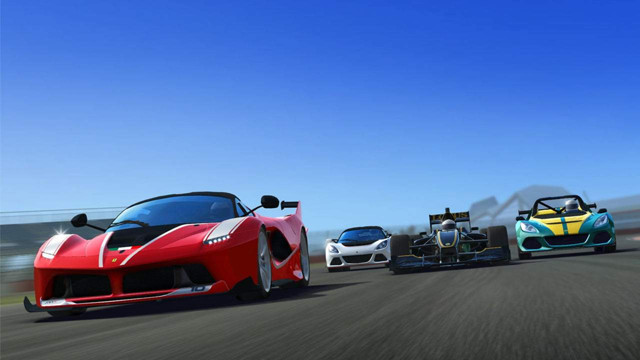 Topcar porsche 911 turbo s stinger gtr 2021 2 4k 5k hd cars. Real Racing 3 Wallpapers Wallpaper Cave