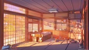 wallpapers bedroom anime