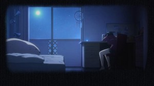 anime bedroom night lonely sword wallpapers background bed dark desktop favourite cat desk table imgur sao cave