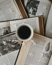 Aesthetic Pictures Books Wallpapers Wallpaper Cave
