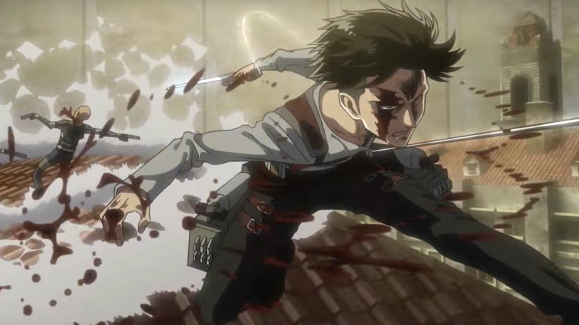 The wallpaper trend is going strong. Attack On Titan Aesthetic Wallpapers - Wallpaper Cave