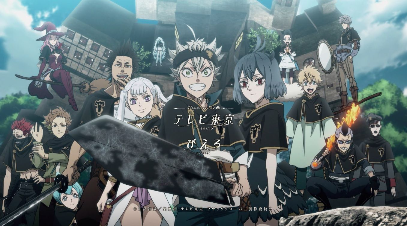 Explore tumblr posts and blogs tagged as #black clover wallpaper black bulls with no restrictions, modern design and the best experience | tumgir. Black Bull Black Clover Wallpapers - Wallpaper Cave