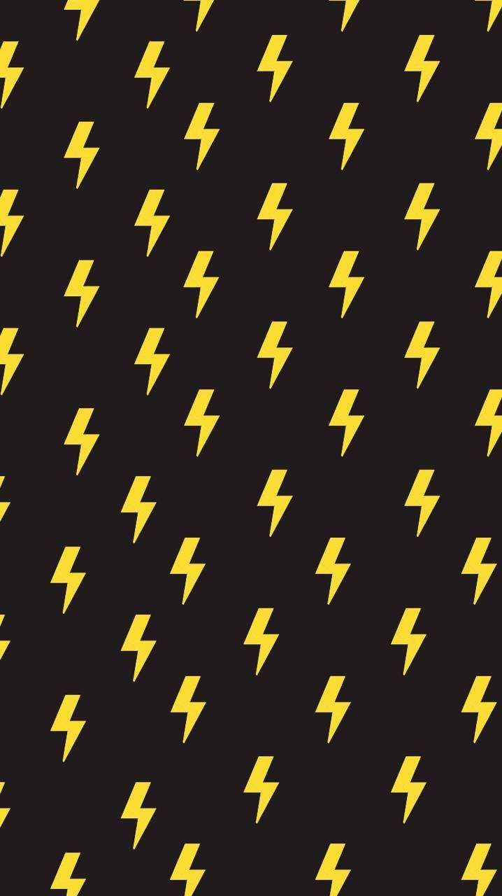Cartoon Lightning Bolt Wallpaper : cartoon, lightning, wallpaper, Lightning, Wallpapers, Wallpaper