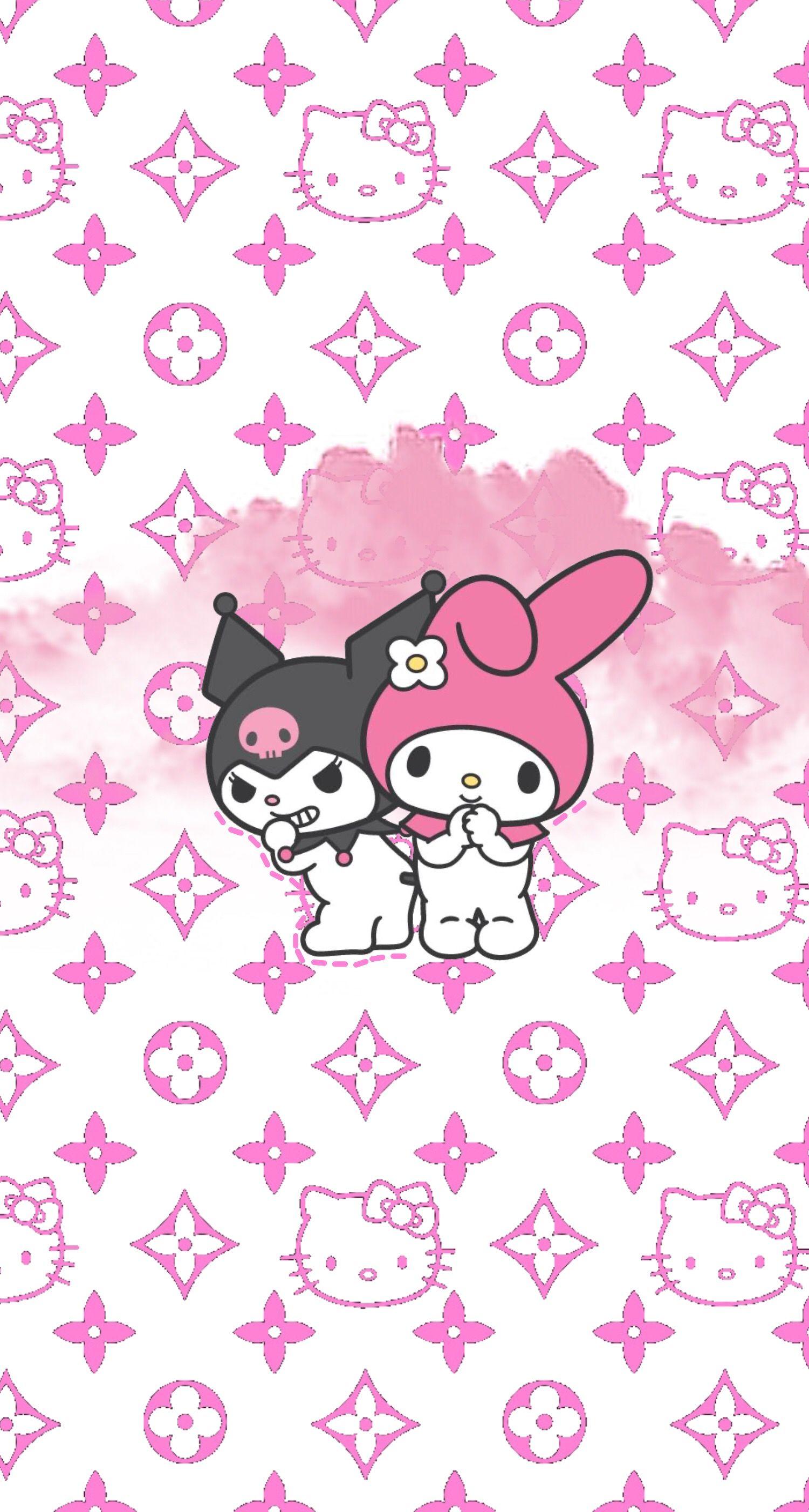 Hello Kitty Aesthetic Background : hello, kitty, aesthetic, background, Hello, Kitty, Aesthetic, Wallpapers, Wallpaper