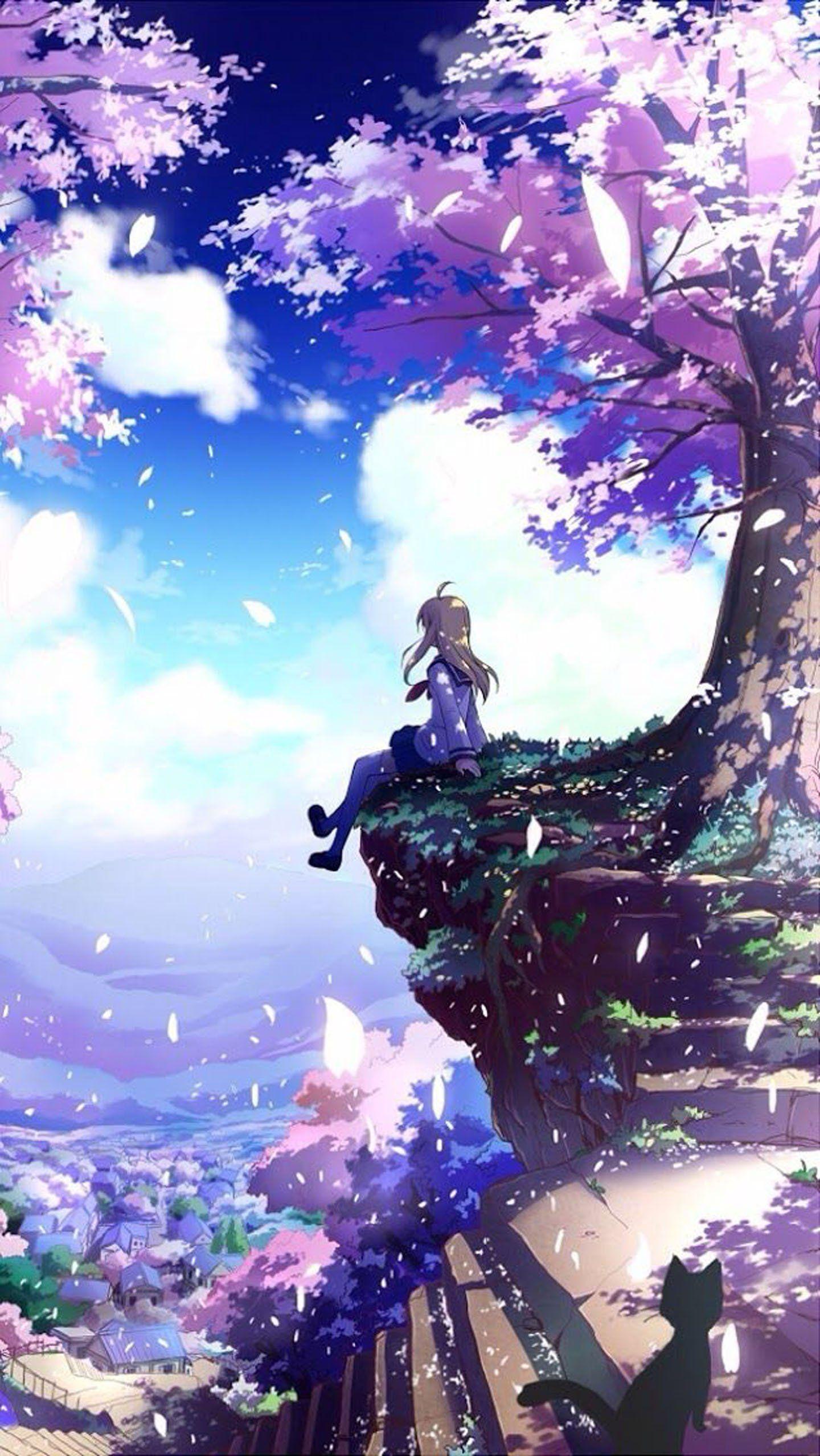 Anime Girl Summer : anime, summer, Summer, Anime, Girls, Wallpapers, Wallpaper