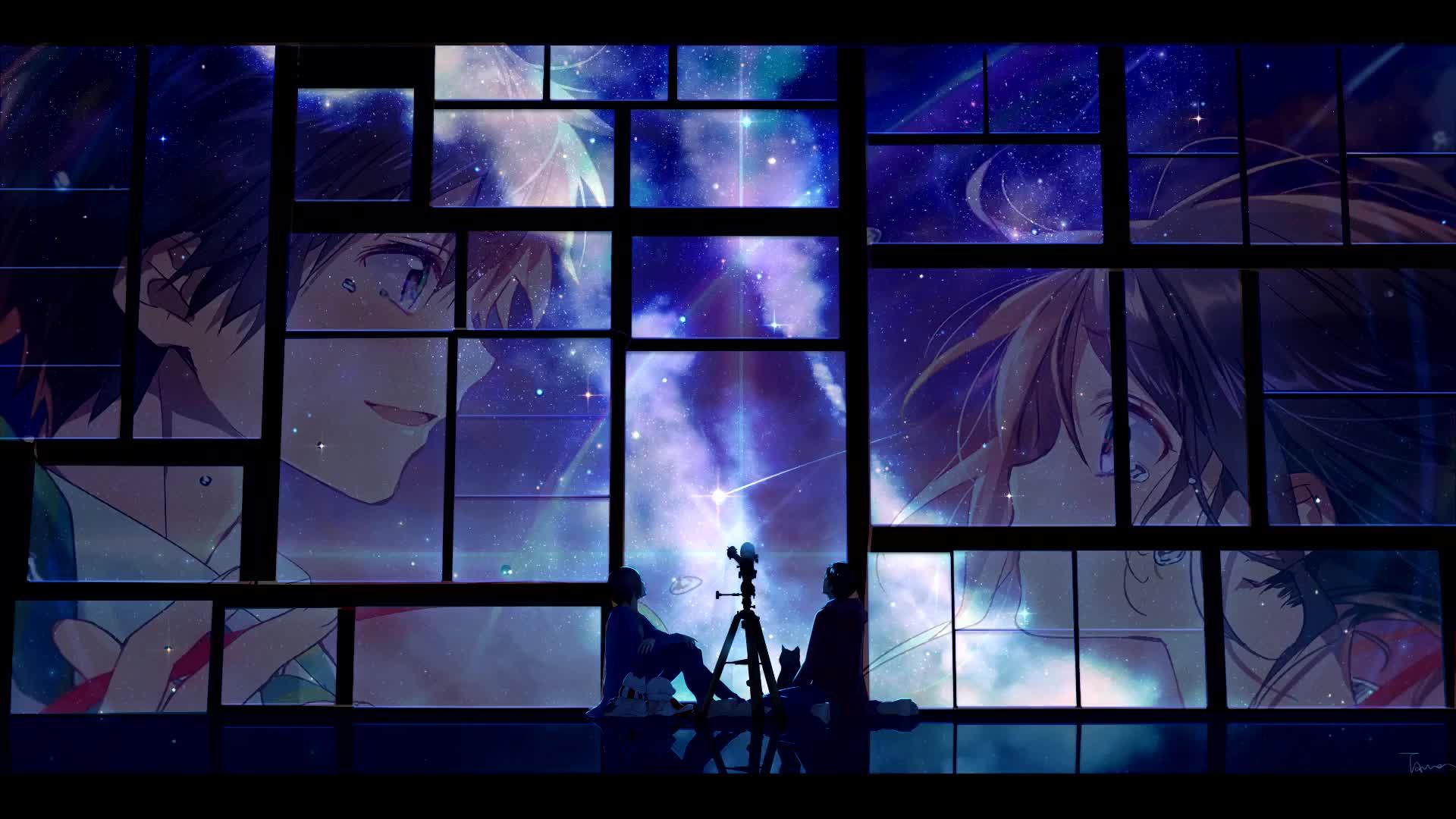 What is a live wallpaper? Kimi No Nawa Live Wallpaper Hd - Anime Wallpaper HD