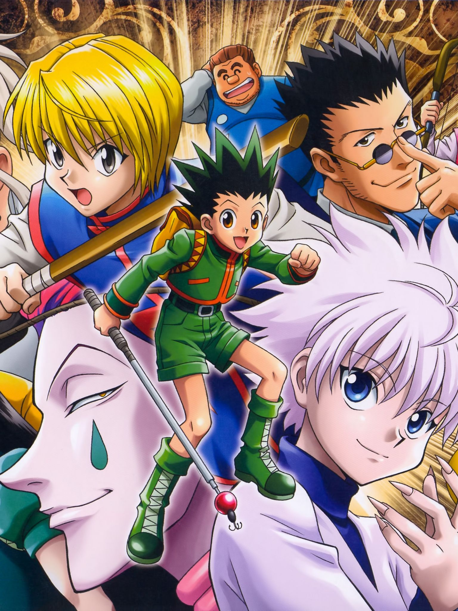 Anime desktop backgrounds 87 pictures Anime Aesthetic HxH Wallpapers - Wallpaper Cave