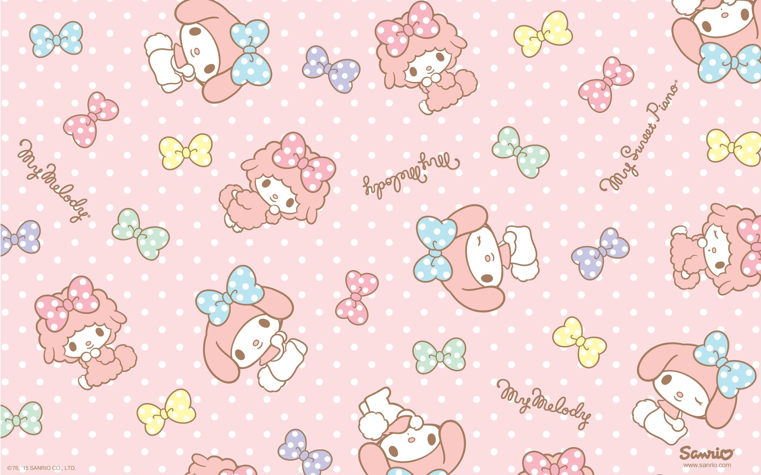Kuromi My Melody Wallpaper Pc - Novocom.top