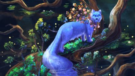 Fantasy Animal HD Wallpapers Wallpaper Cave