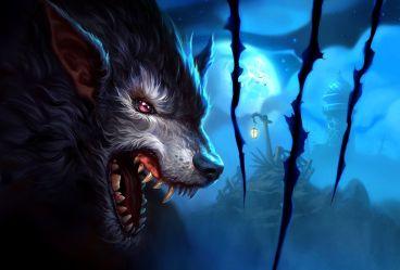 Werewolf Anime Wallpapers Wallpaper Cave